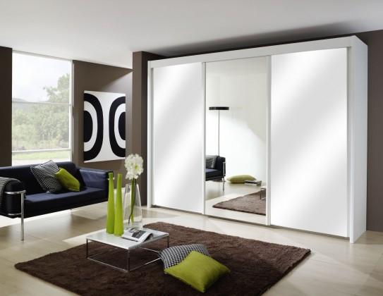 Posuvná Imperial A8016.1i34 (Alpská bílá/zrcadlo)