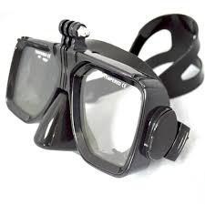 Potápěčské brýle NICEBOY s úchytem pro akční kameru