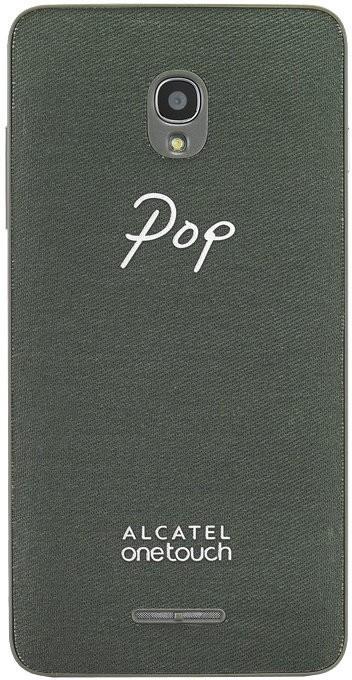 Pouzdra a kryty Alcatel zadní kryt pro Onetouch 5022D Pop Star, Stone
