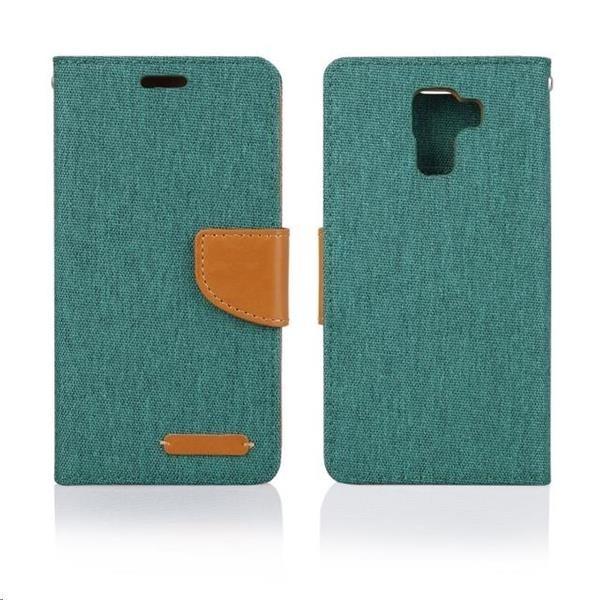 Pouzdra a kryty Aligator pouzdro BOOK FANCY pro Huawei Honor 7, zelená PBOFAHO7GR