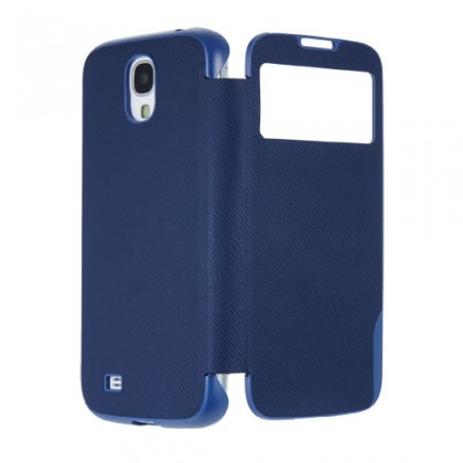 Pouzdra a kryty Anymode pouzdro pro Samsung Galaxy S4, modrá