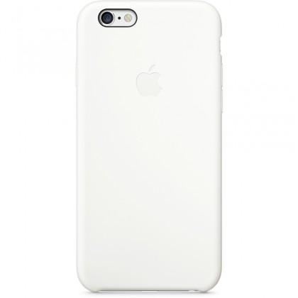 Pouzdra a kryty Apple gelskin pro iPhone 6, bílá