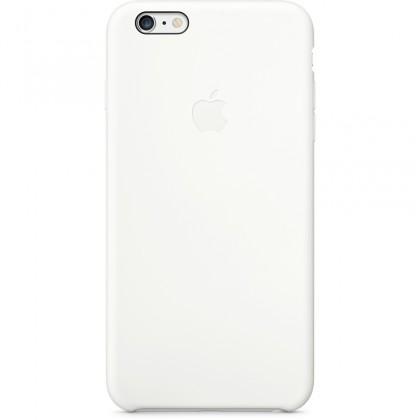 Pouzdra a kryty Apple gelskin pro Iphone 6 Plus, bílá (silikon)