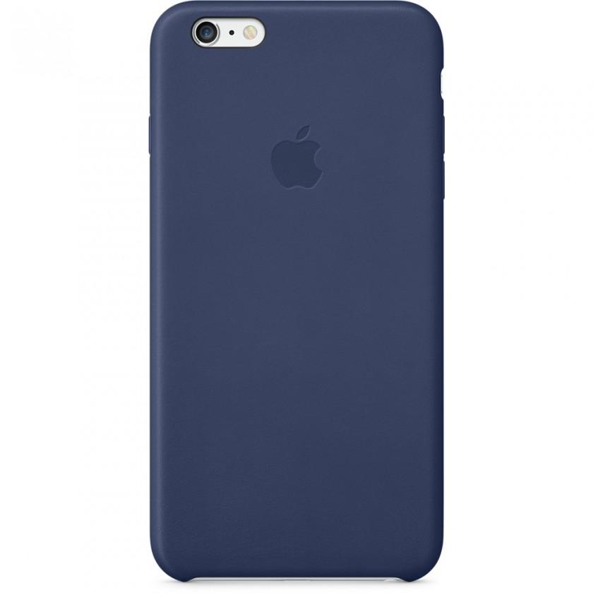 Pouzdra a kryty Apple gelskin pro Iphone 6 Plus, modrá (kůže)