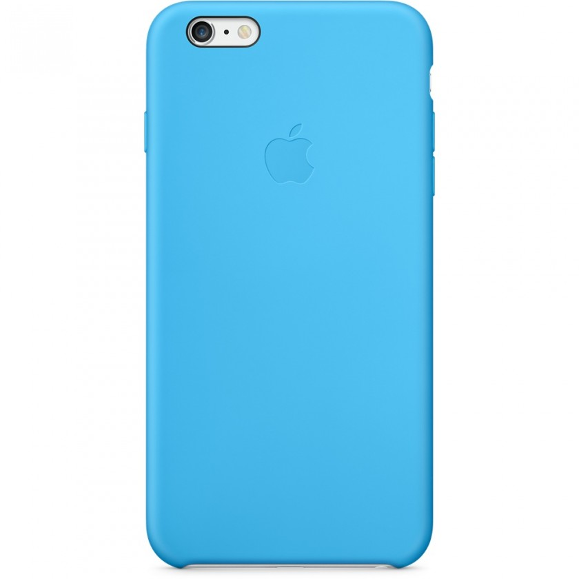 Pouzdra a kryty Apple gelskin pro Iphone 6 Plus, modrá (silikon)