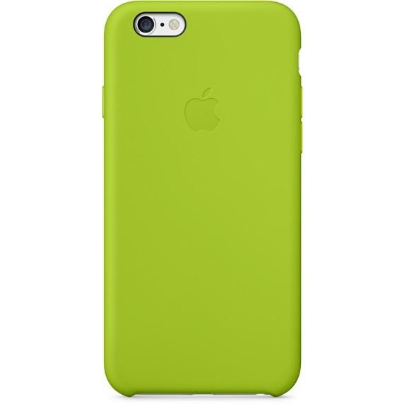 Pouzdra a kryty Apple gelskin pro iPhone 6, zelená