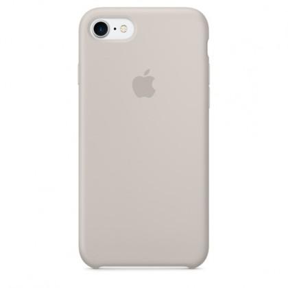 Pouzdra a kryty Apple gelskin pro iPhone 7, kamenně šedá