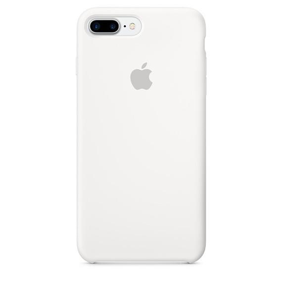 Pouzdra a kryty Apple gelskin pro iPhone 7 Plus, bílá