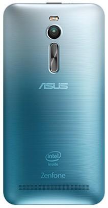 Pouzdra a kryty Asus gelskin ZEN CASE FUSION pro ASUS ZEN 2 ZE551ML, modrá