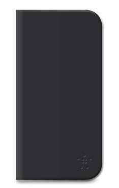 Pouzdra a kryty Belkin flip pouzdro se stojánkem pro iPhone 6 Plus, černá