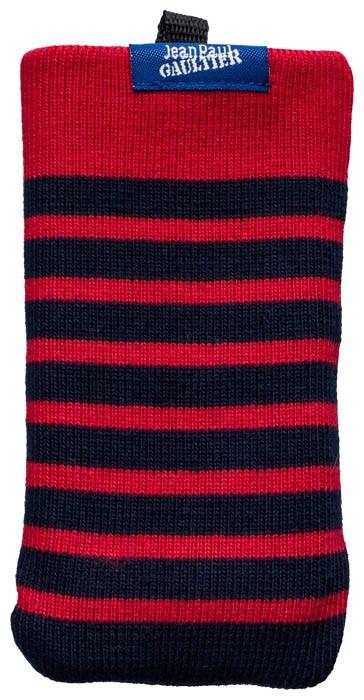 Pouzdra a kryty Bigben univerzální pouzdro na krk Marine, červená/modrá