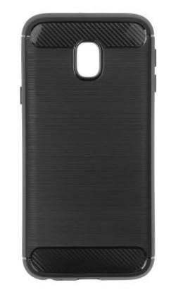 Pouzdra a kryty Carbon Samsung J3 (17)/bl