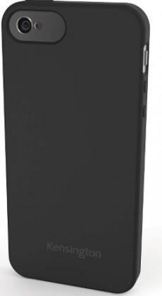 Pouzdra a kryty Kensington gelskin pro iPhone 5, černá