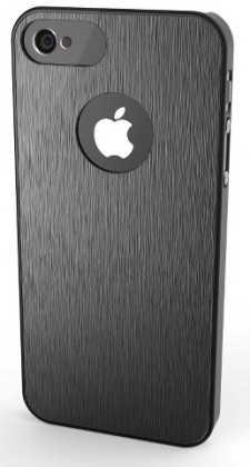 Pouzdra a kryty Kensington pouzdro hliníkové pro iPhone 5 černé
