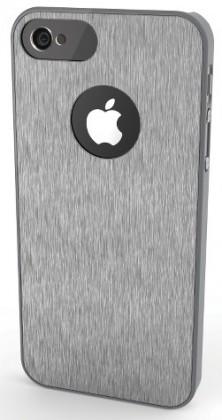 Pouzdra a kryty Kensington pouzdro hliníkové pro iPhone 5 stříbrné
