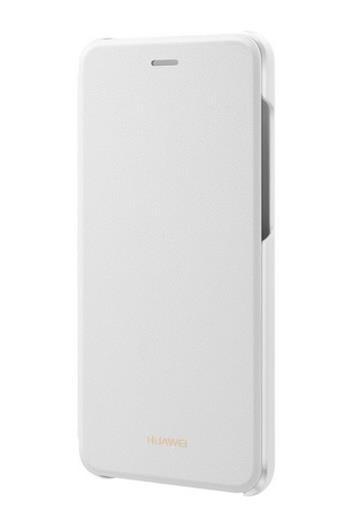Pouzdra a kryty P9 Lite 2017 Flip cover White