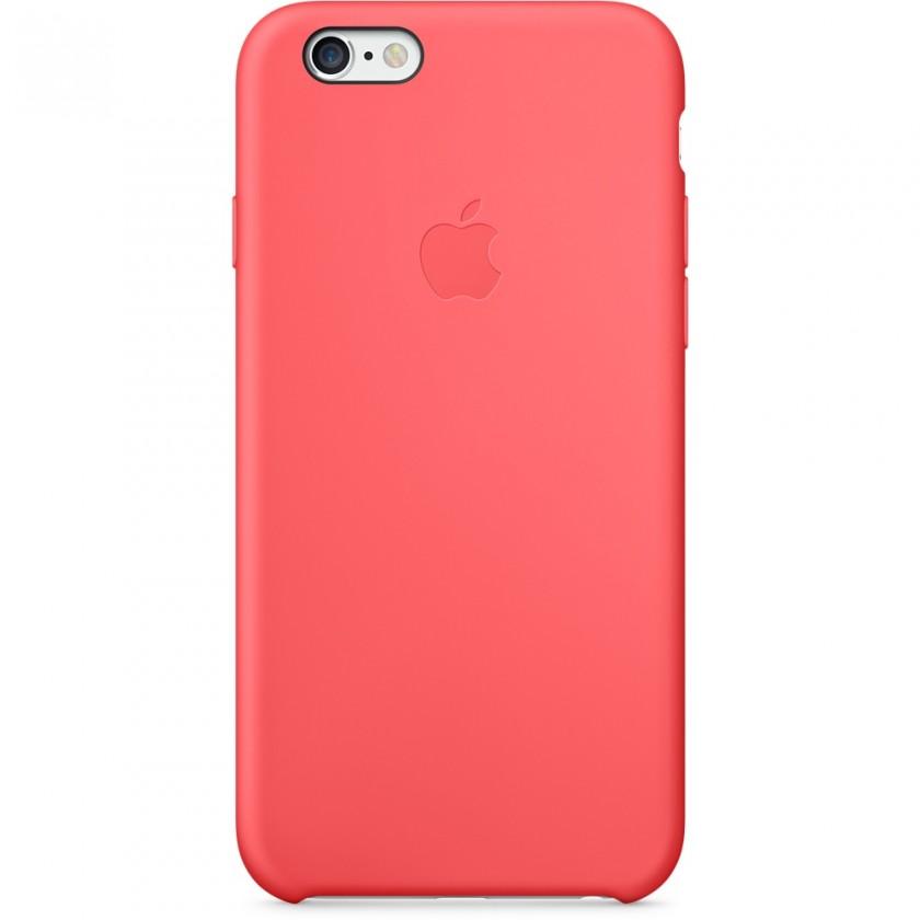 Pouzdra a kryty Pouzdro APPLE iPhone 6 MGXT2ZM/A růžové