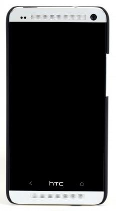 Pouzdra a kryty Pouzdro AZZARO black HTC One (M7) (pouzdro + fólie)