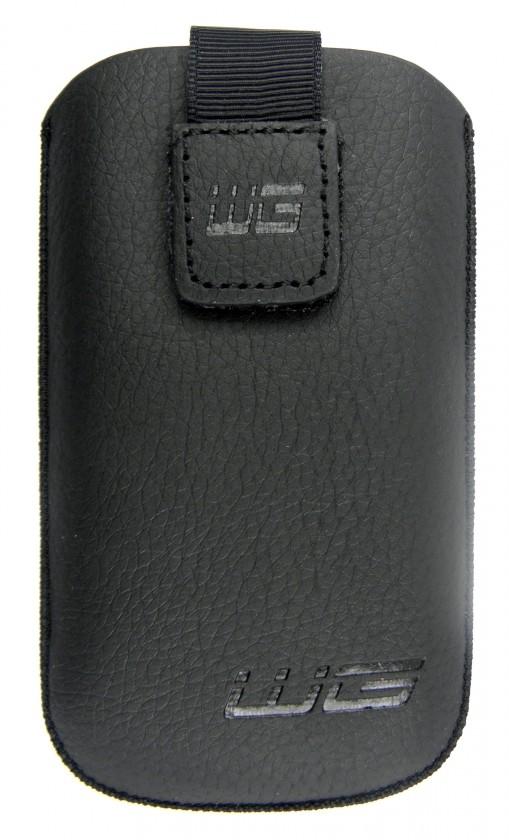 Pouzdra a kryty Pouzdro BS KK black Sam Galaxy S III/Galaxy S IV