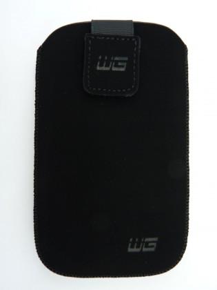 Pouzdra a kryty Pouzdro BST black SAM Omnia HD/Wave II 8530 N E7 HTC HD 7/ONE V