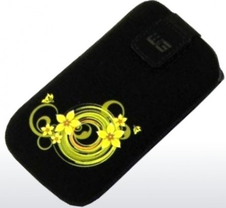Pouzdra a kryty Pouzdro BST KV2 yellow iPhone 3G/iPhone 4/iPhone 4S N C6/E5/ORO/