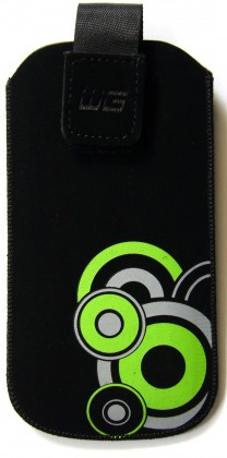 Pouzdra a kryty Pouzdro BST Retro 1 SAM Omnia HD/Wave II 8530 N E7 HTC HD 7/ONE