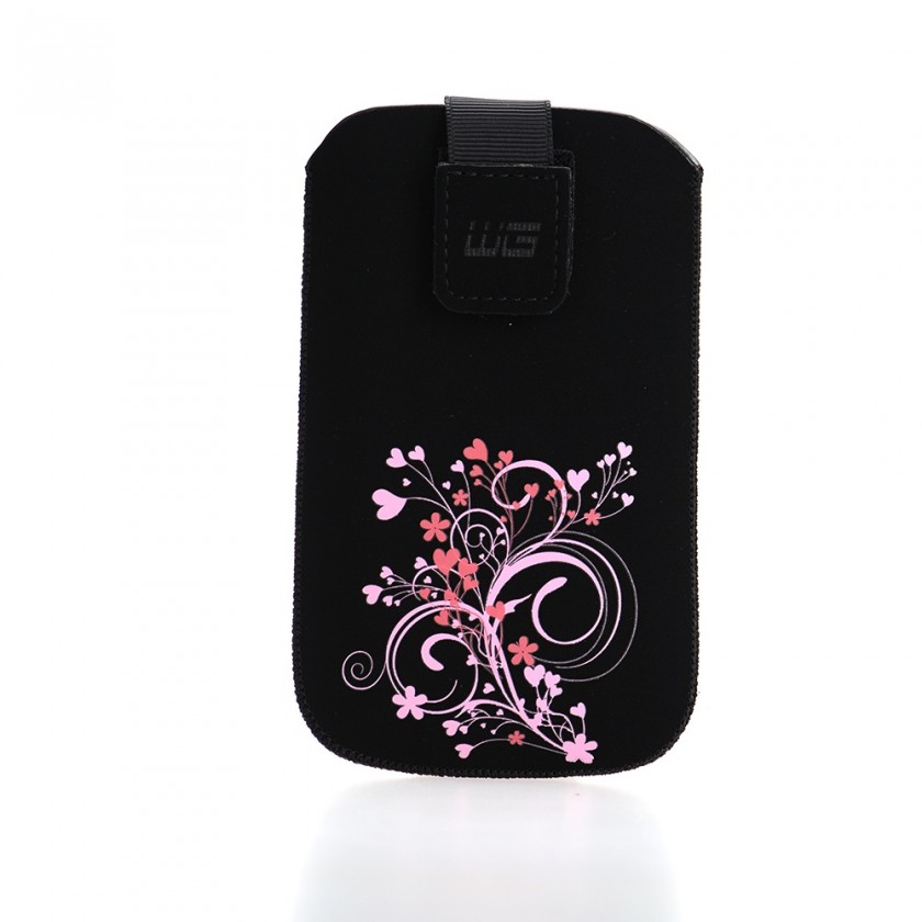 Pouzdra a kryty Pouzdro BST Srdce 2 iPhone 3G/iPhone 4/iPhone 4S N C6/E5/ORO/Lum