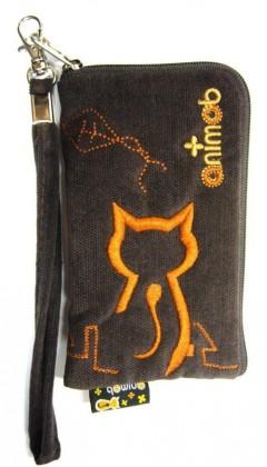Pouzdra a kryty Pouzdro Cat 7 - brown