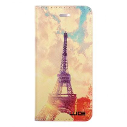Pouzdra a kryty Pouzdro pro Huawei P20, Eiffelova věž