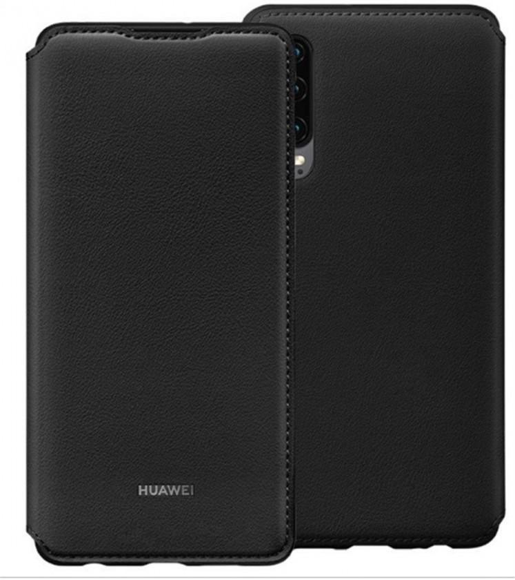 Pouzdra a kryty Pouzdro pro Huawei P30, černá