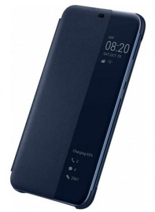 Pouzdra a kryty Pouzdro pro Huawei P30 LITE Smart View, modrá