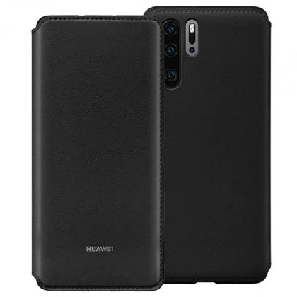 Pouzdra a kryty Pouzdro pro Huawei P30 PRO, černá