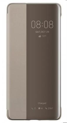 Pouzdra a kryty Pouzdro pro Huawei P30 PRO Smart View, khaki