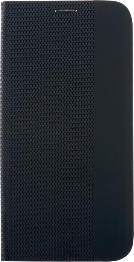 Pouzdra a kryty Pouzdro pro Motorola E6s, Flipbook Duet, černá