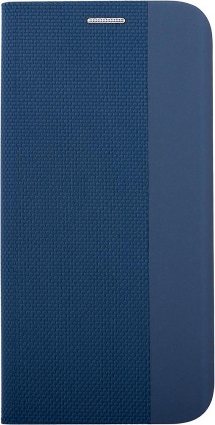 Pouzdra a kryty Pouzdro pro Samsung Galaxy A21s, Flipbook Duet, modrá