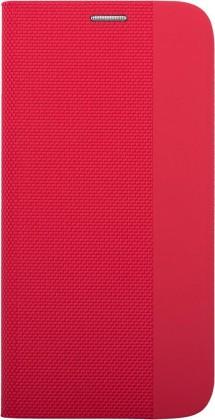 Pouzdra a kryty Pouzdro pro Samsung Galaxy A41, Flipbook Duet, červená