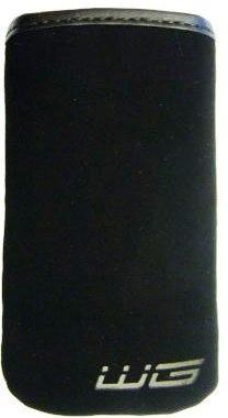 Pouzdra a kryty Pouzdro Semiš black HTC HD2/DESIRE HD/HD 7/Incredible S SAM i900