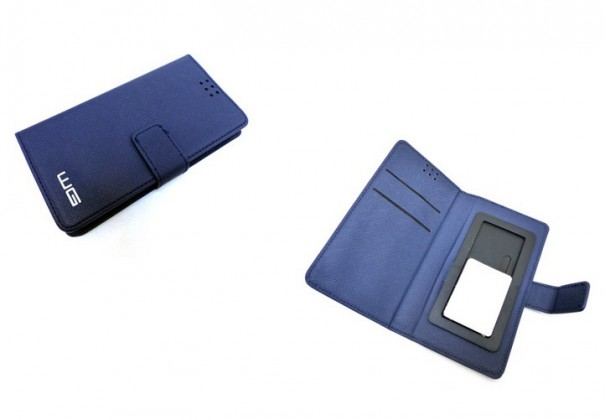 "Pouzdra a kryty Pouzdro Unibook - pure BLUE 5,5"""