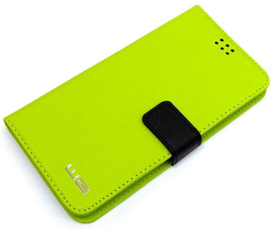 "Pouzdra a kryty Pouzdro Unibook - pure GREEN 5,3"""