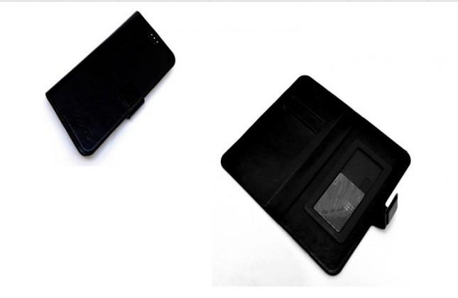 """Pouzdra a kryty Pouzdro Unibook - vysouvací black 5"""""""