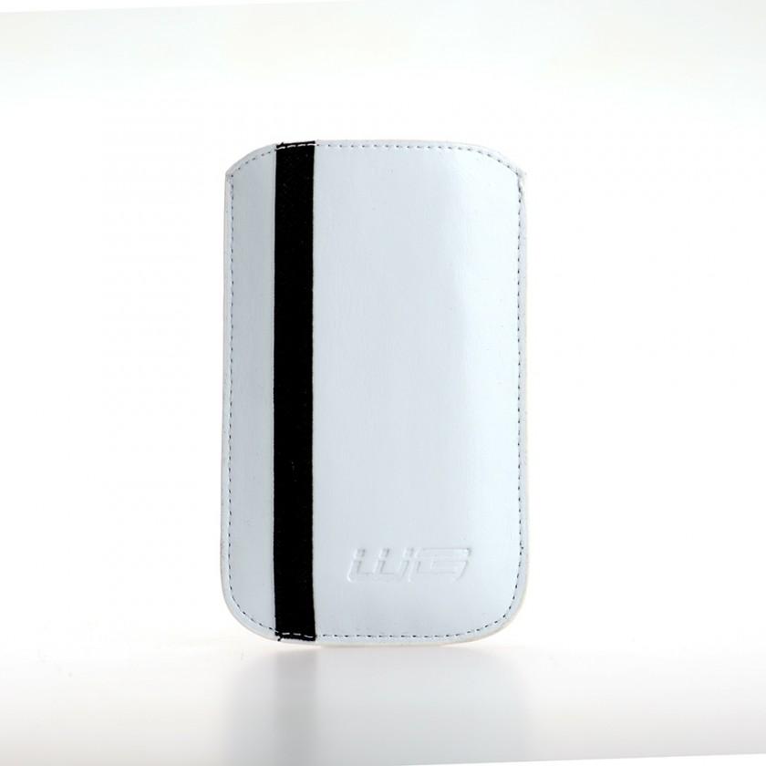 Pouzdra a kryty Pouzdro White line Sam Galaxy S III/Galaxy S IV