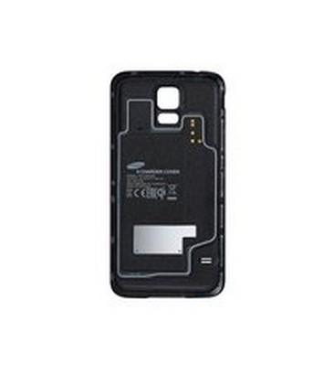 Pouzdra a kryty Samsung EP-CG900IBE Galaxy S5 kryt, černý