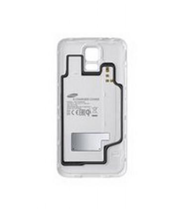 Pouzdra a kryty Samsung EP-CG900IWE Galaxy S5 kryt, bílý