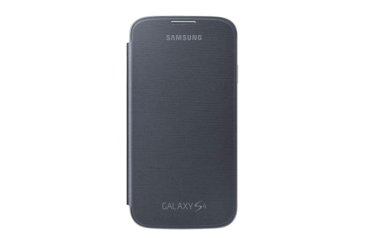 Pouzdra a kryty Samsung flip pouzdro pro Samsung Galaxy S4, černá