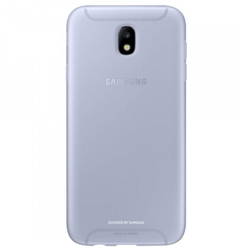 Pouzdra a kryty Samsung Jelly Cover J7 2017,  blue
