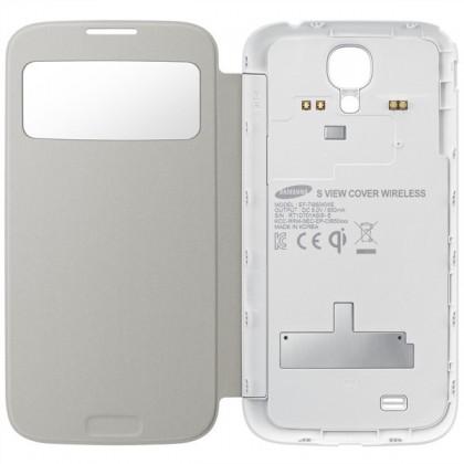 Pouzdra a kryty Samsung  pouzdro S-view pro Samsung  Galaxy Note 3, bílá