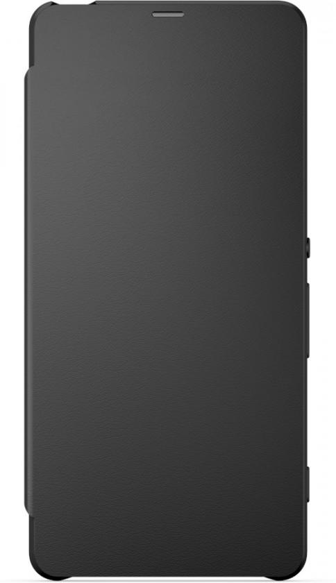 Pouzdra a kryty Sony flipové pouzdro pro Sony Xperia XA, černá