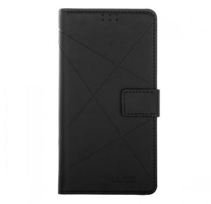 """Pouzdra a kryty Univerzální pouzdro pro telefon WG New Cross Unibook 5,5"""", černá"""