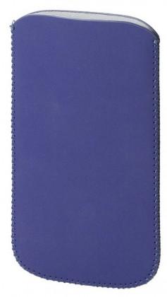 Pouzdra a kryty Vivanco univerzální pouzdro 35063 L, modrá