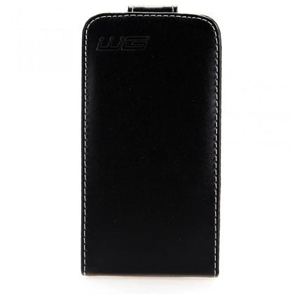 Pouzdra a kryty Winner group flip pouzdro pro iPhone 5, černá